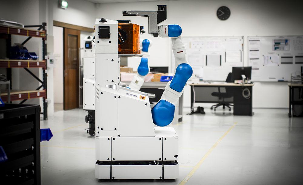 SESTO Robotics Showcases Autonomous Mobile Robots