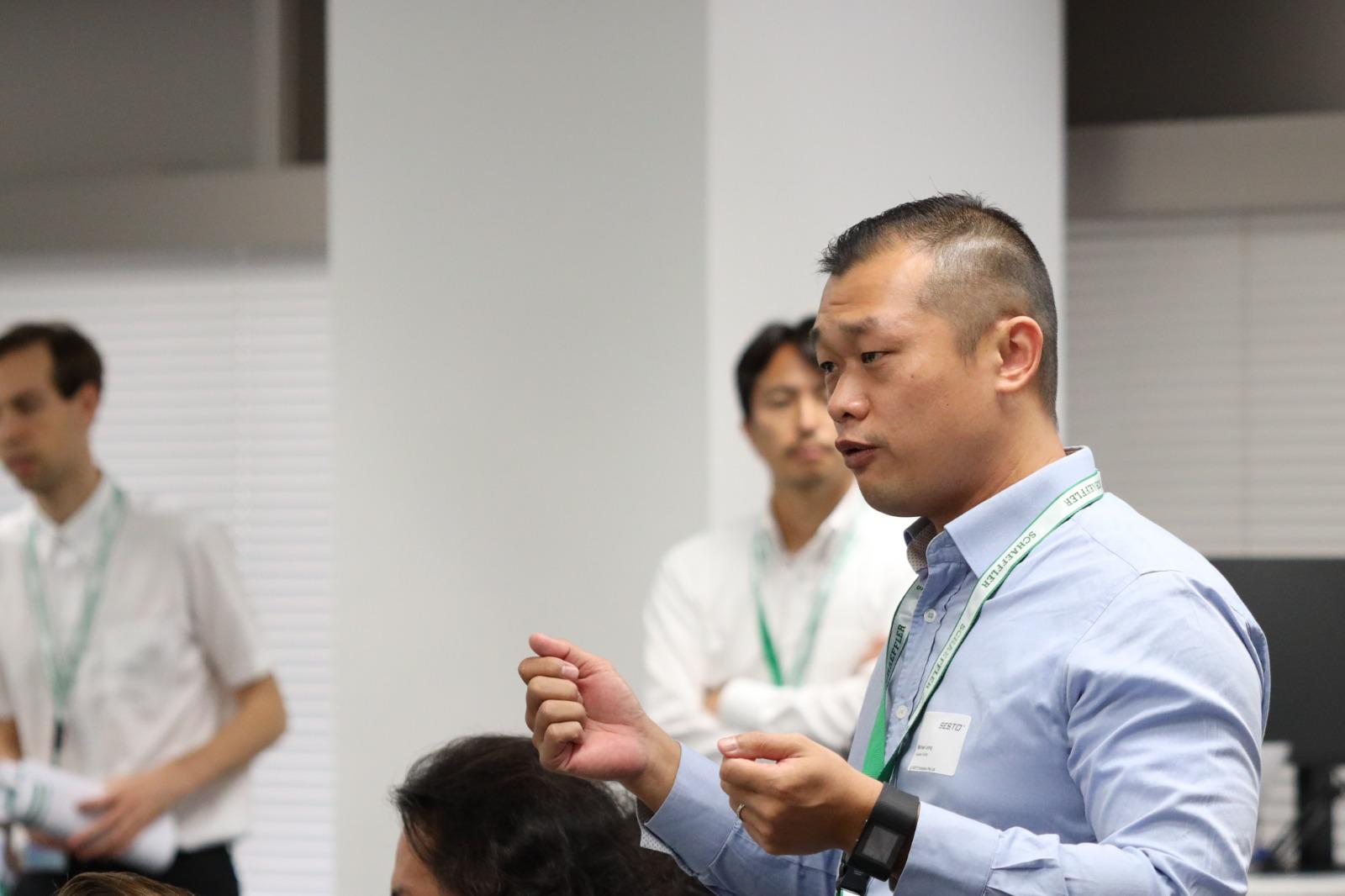 赛思托机器人公司出席舍弗勒2019年亚太地区技术合作活动